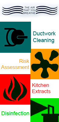 ductwork cleaning - kitchen extractor cleaning