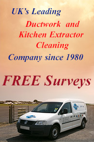 Duct cleaners uk